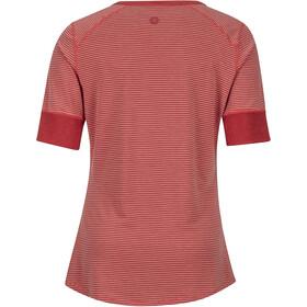 Marmot W's Cynthia SS Shirt Desert Red